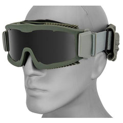 OD Night Hawk Goggle (DLXGGLG) - Iceberg Army Navy