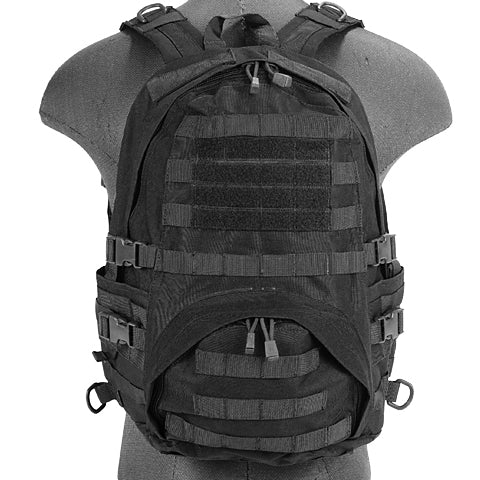 Tactical Patrol Pack Black (PPACKB) / Bagpacks - Iceberg Army Navy