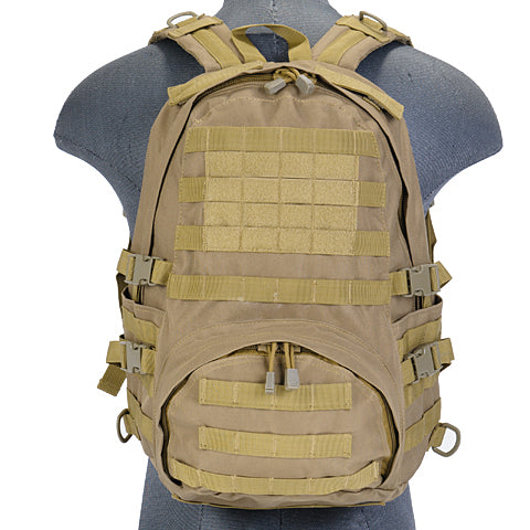 Tactical Patrol Pack Tan (PPACKT) / Bagpacks - Iceberg Army Navy