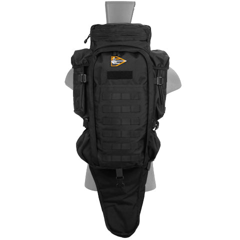 Rifle Pack Black (RIFLEBACKPB)