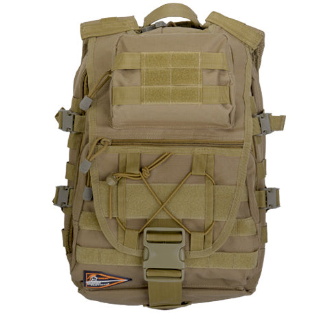 Tactical Laptop Pack Tan (LAPTOPTACBT) / Bagpacks - Iceberg Army Navy