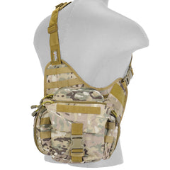 Tactical Side Messenger Bag Multicam (TMBAG) / Tactical Bags - Iceberg Army Navy