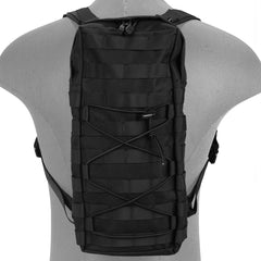 Molle HPA Pack Black (HPAMCBLK) / Tactical Bags - Iceberg Army Navy
