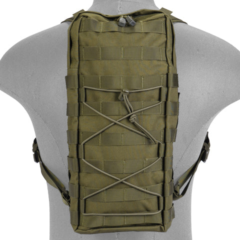 Molle HPA Pack Olive Drab (HPAMCOD) / Tactical Bags - Iceberg Army Navy