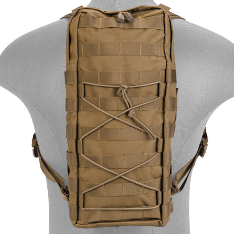 Molle HPA Pack Tan (HPAMCTAN)