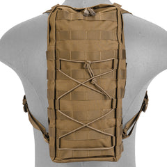 Molle HPA Pack Tan (HPAMCTAN) / Tactical Bags - Iceberg Army Navy