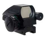Red & Green Four Reticle with Laser (SIRGL5) / Laser and Reflector Sight - Iceberg Army Navy