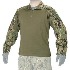 1/4 Zip Gen3 Jungle Digital Combat Shirt (GEN3SHIRT) - Iceberg Army Navy
