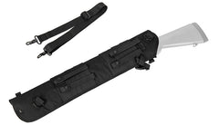 Shotgun Holster Black (SGH) / Airsoft Rifle Cases - Iceberg Army Navy