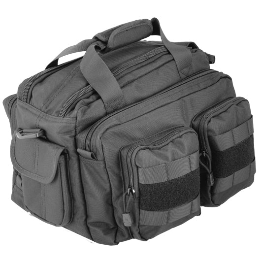 Deluxe Range Bag Black (RANGEBAG01B) / Tactical Bags - Iceberg Army Navy