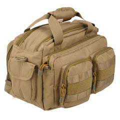 Deluxe Range Bag Tan (RANGEBAG01T) / Tactical Bags - Iceberg Army Navy