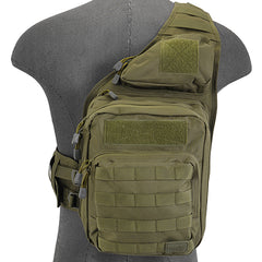 Tactical Messenger Bag Olive Drab (MB001) / Tactical Bags - Iceberg Army Navy