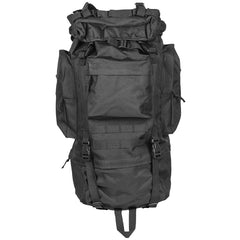 Waterproof Outdoor Trail Pack Black (WBTB) / Bagpacks - Iceberg Army Navy