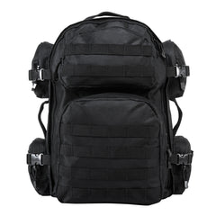NcStar Tactical Pack Black (TACBAGB) / Bagpacks - Iceberg Army Navy