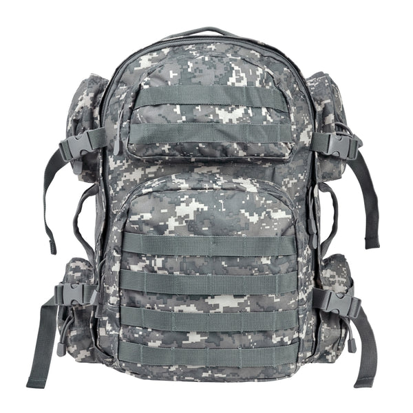NcStar Tactical Pack Digital ACU (TACBAGD) / Bagpacks - Iceberg Army Navy