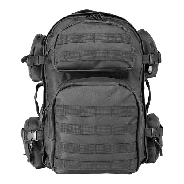 NcStar Tactical Pack Urban Gray (TACBAGGRY) / Bagpacks - Iceberg Army Navy