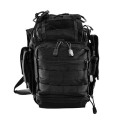NcStar DLX 1st Responder Utility Bag Black (1STRES) / Tactical Bags - Iceberg Army Navy