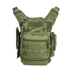 NcStar DLX 1st Responder Utility Bag Olive Drab (1STRES) / Tactical Bags - Iceberg Army Navy