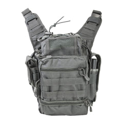 NcStar DLX 1st Responder Utility Bag Urban Gray (1STRES) / Tactical Bags - Iceberg Army Navy