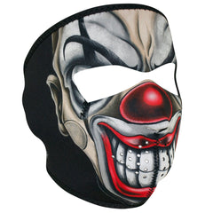 Neoprene Full Face - Chicano Clown Mask (WNFM411)