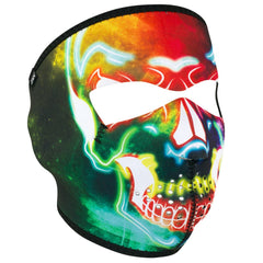 Neoprene Full Face - Electric Mask (WNFM098)
