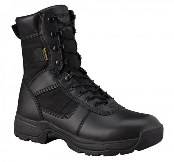 "Propper Men's 8"" Waterproof Side Zip Boot (F4520) / Tactical Boots - Iceberg Army Navy"