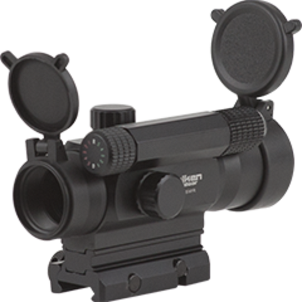 Valken Multi-Reticle Red Dot Optic (RD007) / Reflector Sight - Totowa Airsoft