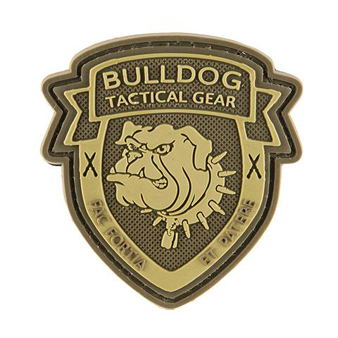 G-Force Bulldog Shield Patch (PATCH056) / Morale Patch - Iceberg Army Navy