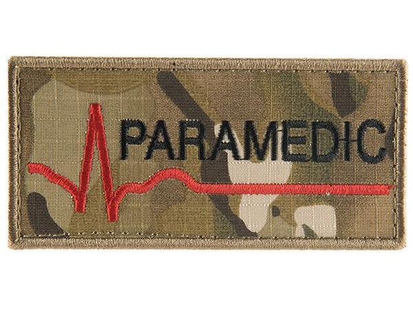 G-Force Paramedic Patch (PATCH142) / Morale Patch - Iceberg Army Navy