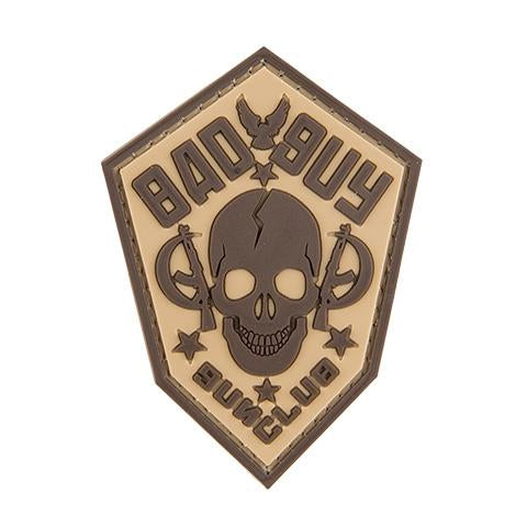 G-Force Bad Guy Gun Club Patch (PATCH065) / Morale Patch - Iceberg Army Navy