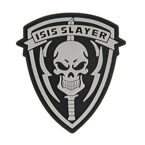 G-Force ISIS Slayer Knife and Skull Patch (PATCH068) / Morale Patch - Iceberg Army Navy