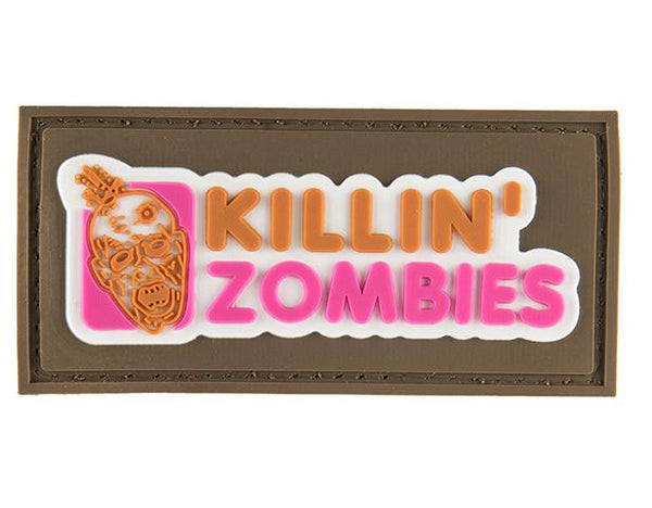 G-Force Killin' Zombies Patch (PATCH138) / Morale Patch - Iceberg Army Navy