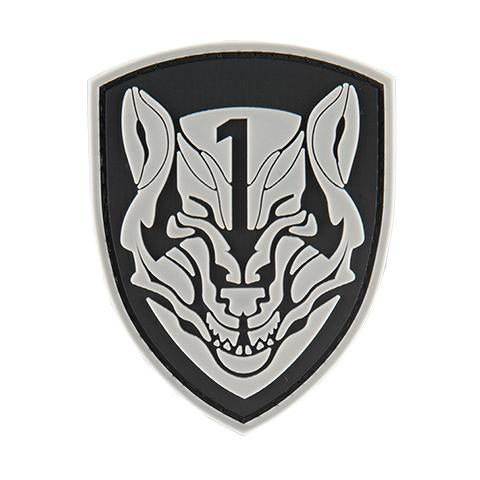 G-Force Shield Wolf Patch (PATCH153) / Morale Patch - Iceberg Army Navy