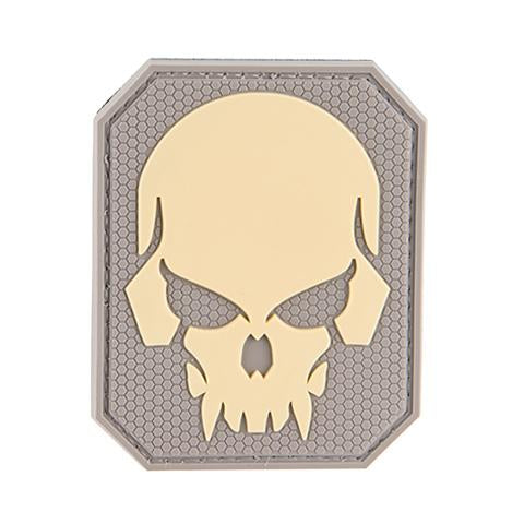 G-Force Large Pirate Skull Patch (PATCH075) / Morale Patch - Iceberg Army Navy