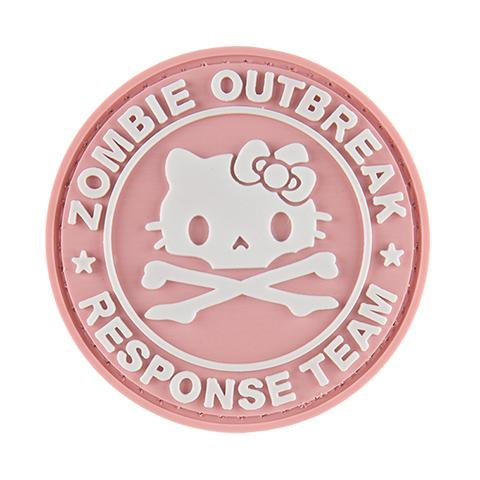 G-Force Zombie Outbreak Response Team Patch (PATCH119) / Morale Patch - Iceberg Army Navy