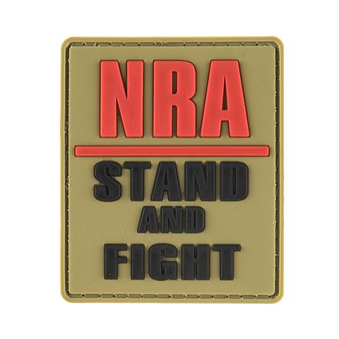 G-Force NRA Stand and Fight Patch (PATCH156) / Morale Patch - Iceberg Army Navy