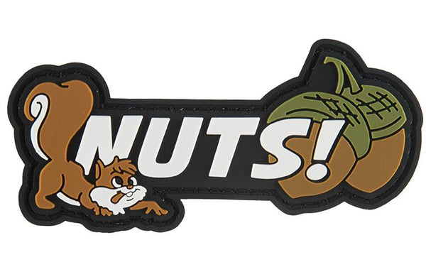 G-Force Squirrel Nuts Patch (PATCH134) / Morale Patch - Iceberg Army Navy