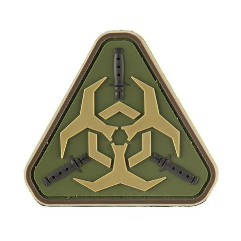 G-Force Resident Evil BIO Patch (PATCH123) / Morale Patch - Iceberg Army Navy