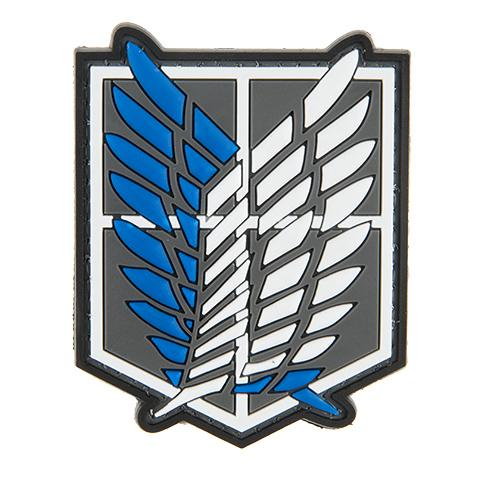 G-Force Attack on Titan Patch (PATCH089) / Morale Patch - Iceberg Army Navy