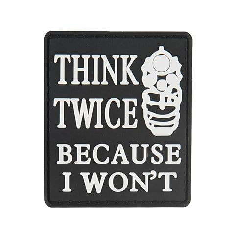 G-Force Think Twice Because I Wont Patch (PATCH132) / Morale Patch - Iceberg Army Navy