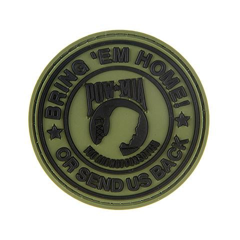 G-Force Bring Them Home, or Send Us Back Patch (PATCH100) / Morale Patch - Iceberg Army Navy