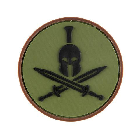 G-Force Spartan Patch (PATCH103) / Morale Patch - Iceberg Army Navy