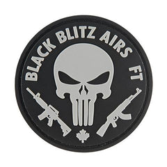 G-Force Black Blitz Airs FT Patch (PATCH169) / Morale Patch - Iceberg Army Navy