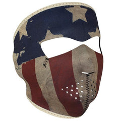 Neoprene Full Face - Patriot Mask (WNFM408) / Mask - Iceberg Army Navy