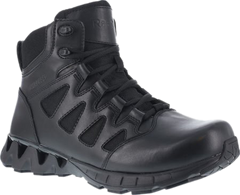 "Reebok Men's 6"" ZigKick Tactical Waterproof Boot with Side Zipper (RB8630) / Tactical Boots - Iceberg Army Navy"