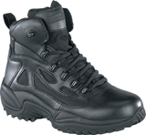 "Reebok Men's 6"" Stealth Waterproof Boot with Side Zipper (RB8688) / Tactical Boots - Iceberg Army Navy"