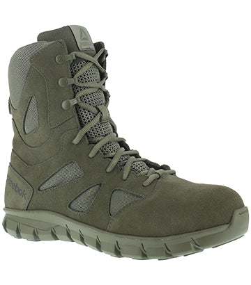 "Reebok Men's 8"" Tactical Boot (RB8882) / Tactical Boots - Iceberg Army Navy"