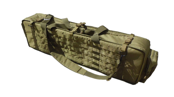 LMG Airsoft Case Tan (M60M249) / Airsoft Rifle Cases - Iceberg Army Navy