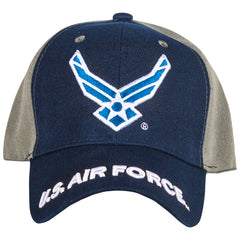 US Air Force Embroidered Ball Cap (78-4012) / Caps / Hats - Iceberg Army Navy