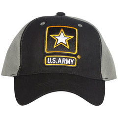 US Army Embroidered Ball Cap (78-4010)